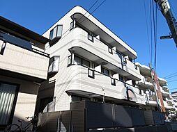 埼玉県さいたま市浦和区常盤10丁目の賃貸マンションの外観