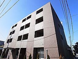 千葉県柏市向原町の賃貸アパートの外観