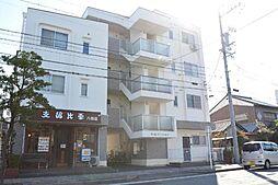 早瀬マンション[4階]の外観