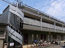 ダンディーA[2階]の外観
