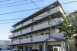 神奈川県横浜市磯子区栗木3丁目の賃貸マンションの外観