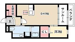 八田駅 5.4万円