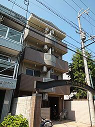 京都府京都市山科区御陵四丁野町の賃貸マンションの外観