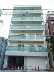 仮)寺田町1丁目新築マンション[501号室号室]の外観