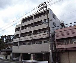 京都府京都市伏見区桃山町泰長老の賃貸マンションの外観