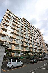上高丸北住宅[3階]の外観