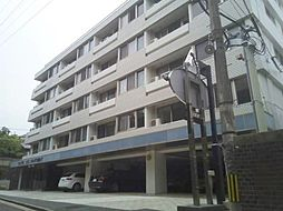 チャペルサイドアパートメント[3階]の外観