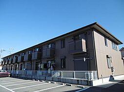 神鉄粟生線 緑が丘駅 徒歩1分の賃貸アパート