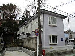 ピアフェ大倉山[205号室]の外観