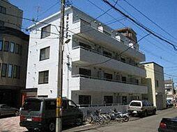 北海道札幌市東区北十二条東15丁目の賃貸マンションの外観
