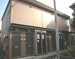 アムール桜屋[102号室]の外観