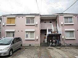 愛知県名古屋市西区砂原町の賃貸アパートの外観