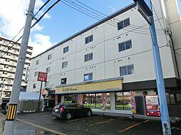 北海道札幌市東区北二十三条東13丁目の賃貸マンションの外観