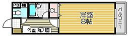 Collection鳳東町[503号室]の間取り