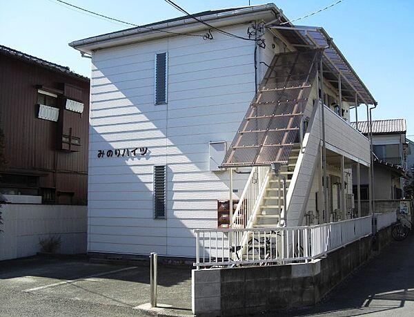 みのりハイツ 1階の賃貸【東京都 / 小金井市】