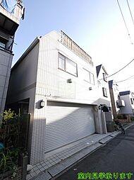 東京都新宿区若葉1丁目の賃貸マンションの外観