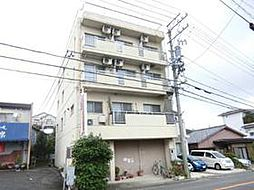 愛知県日進市岩崎町の賃貸マンションの外観