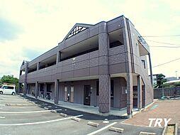 奈良県御所市大字東辻の賃貸アパートの外観