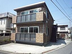 広島県呉市広三芦1丁目の賃貸アパートの外観