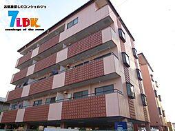 グランドール桜井[5階]の外観
