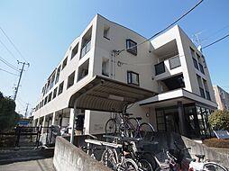 東京都町田市旭町3丁目の賃貸マンションの外観