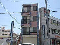 阪神本線 青木駅 4階建[4階]の外観