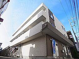 千葉県流山市西初石3丁目の賃貸マンションの外観