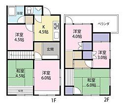 南町駅 4.8万円