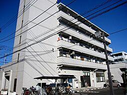 東京都立川市幸町2丁目の賃貸マンションの外観