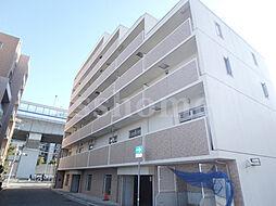 兵庫県神戸市東灘区住吉南町3丁目の賃貸マンションの外観