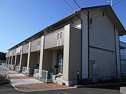 [テラスハウス] 茨城県土浦市藤沢 の賃貸【/】の外観