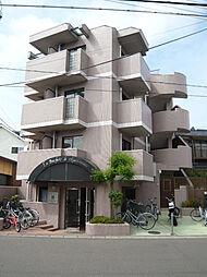 宮城県仙台市宮城野区新田4丁目の賃貸マンションの外観