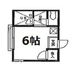サンシャトー和光[2階]の間取り