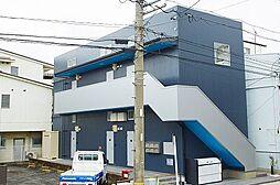 愛知県名古屋市南区内田橋2丁目の賃貸アパートの外観