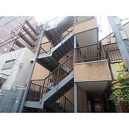 上田辺マンション[202号室]の外観