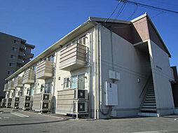 レセンテG・T[2階]の外観