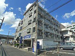 ラフィーヌ池田5番館[5階]の外観
