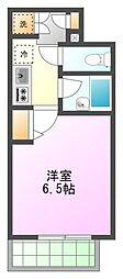 スパシエ八王子クレストタワー[5階]の間取り