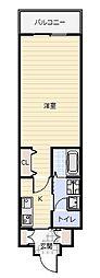 WESTSIDE[11階]の間取り