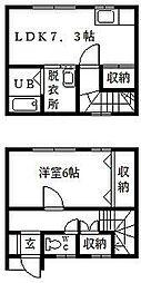 近文駅 3.8万円