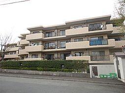 東京都国分寺市泉町1丁目の賃貸マンションの外観