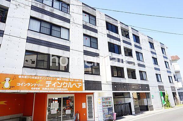 ビルドケアIV 4階の賃貸【熊本県 / 熊本市中央区】