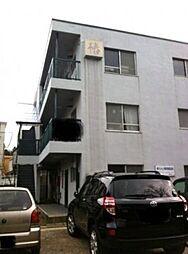 椿マンション[1階]の外観