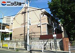 ハイツ弥生ケ岡[1階]の外観