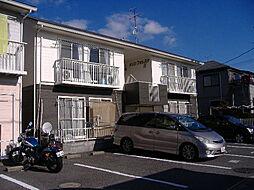 岡山県岡山市南区平福2丁目の賃貸アパートの外観