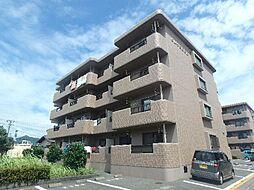 静岡県富士市柚木の賃貸マンションの外観