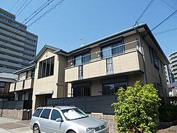 兵庫県明石市大久保町わかばの賃貸アパートの外観
