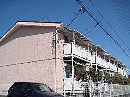 愛知県一宮市浅野字内浦の賃貸アパートの外観