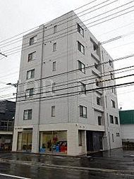 北海道札幌市豊平区月寒東五条12丁目の賃貸マンションの外観