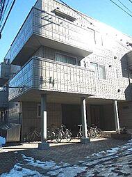 東京都北区滝野川3丁目の賃貸マンションの外観